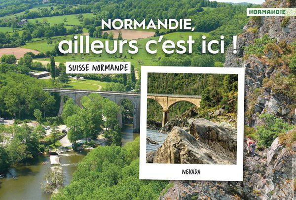 La campagne de promotion touristique de la Normandie est prévue jusqu'au mois de septembre.