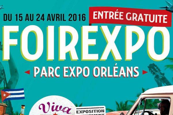 La Foirexpo d'Orléans du 15 au 24 avril