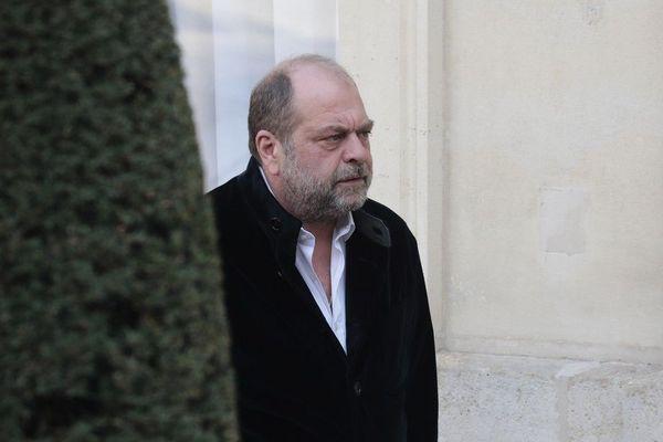Eric Dupont-Moretti,  à l'Elysée en février 2019.