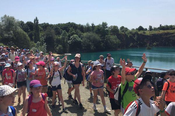 Près de 1800 enfants présents à Echologia