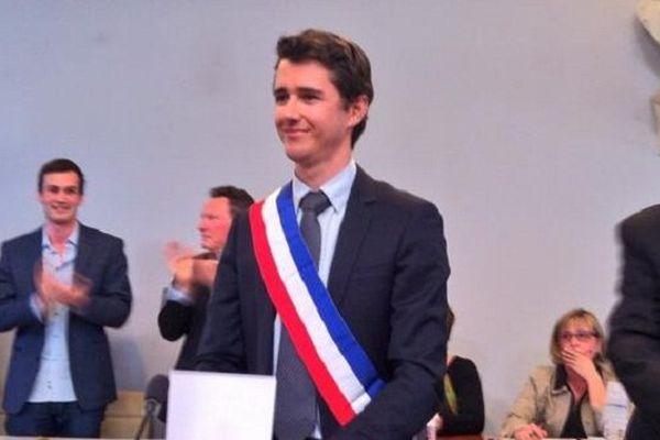 Vincent Terrail-Novès, nouveau maire de Balma