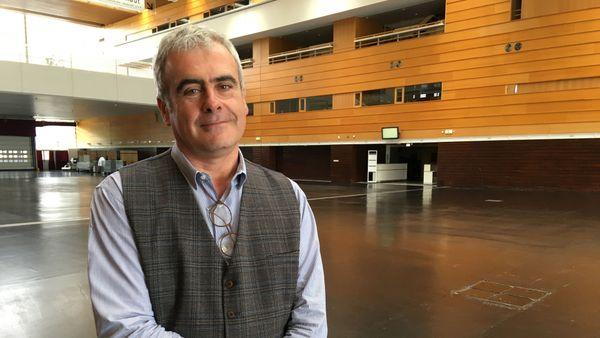 """""""On n'est pas si inquiet que ça"""" Denis Caille Directeur Général Cité des Congrès de Nantes."""