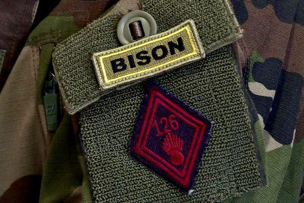 """""""Bison"""" est le surnom donné aux hommes du 126e régiment d'infanterie de Brive-la-Gaillarde"""