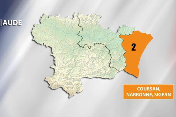 Législatives - Aude 2e circonscription