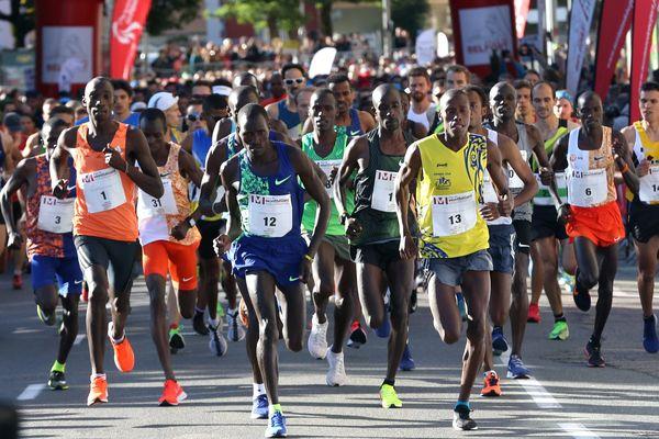 En 2019, le Kenyan Cheruiyot Kelvin Kiptum avait remporté le Lion de Belfort.