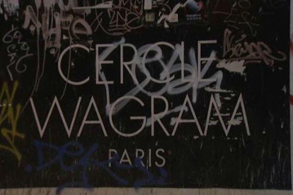 L'ancien siège du cercle Wagram, dans le 8e arrondissement parisien