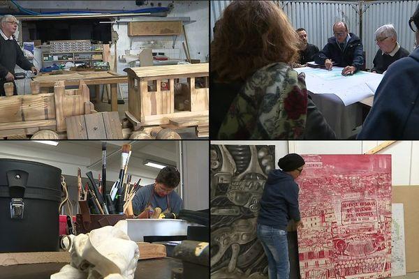 Cette semaine, C Normand vous emmène découvrir les ateliers Buguets dans l'Orne