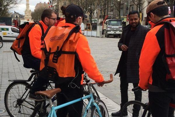 Les livreurs en tenue orange n'arpenteront plus les rues de Metz, Nancy ou encore Reims.