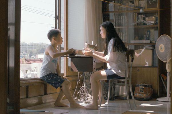 """""""Moving on"""" de la réalisatrice coréenne Yoon Dan-bi fait partie des deux films couronnées ex aequo Montgolfière d'Or de la 42ème édition du Festival des Trois Continents"""