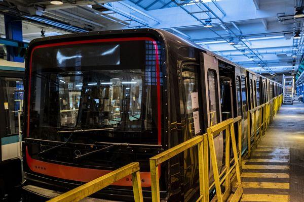 MP 14 : le futur métro des lignes 4, 14 et 11 se dévoile enfin… et roule sur la ligne 1 !