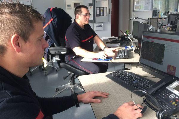 Les sapeurs-pompiers de Côte-d'Or se sont associés à l'application Staying Alive, qui géolocalise les personnes pouvant apporter les premiers secours.