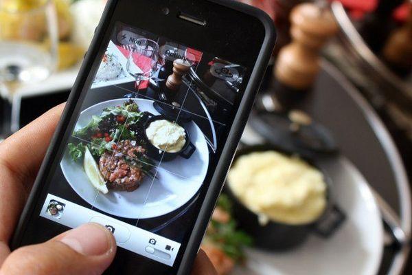 """Le """"food porn"""" bientôt interdit dans les restaurants."""