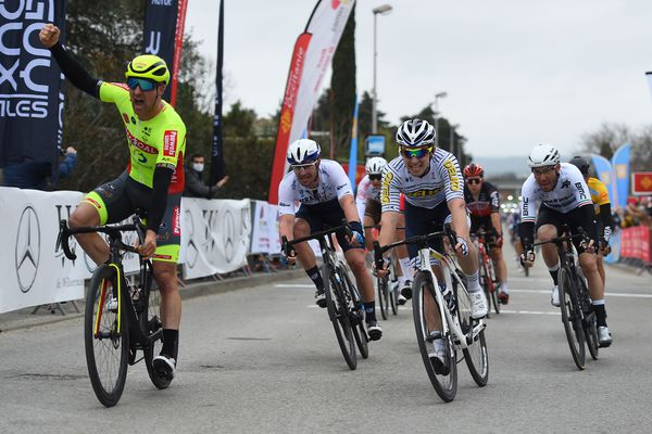Le Belge Timothy Dupont (Bingoal WB) a remporté jeudi la deuxième étape de l'Étoile de Bessèges
