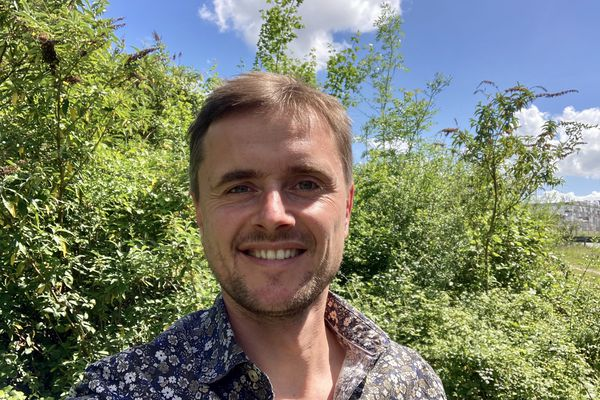 Spécialiste de l'immobilier, Baptiste Trény a décidé de mettre ses compétences au service de la biodiversité.