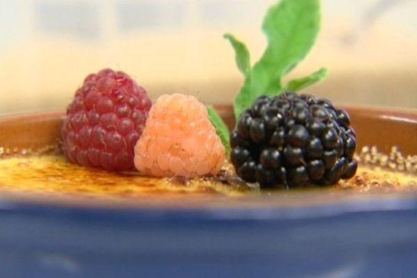Des desserts succulents...