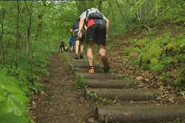 Le trail des forts édition 2014
