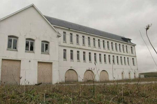 Cet ancien centre OCCE devait devenir un hôtel avant qu'une anomalie juridique n'empêche les travaux en 2009.