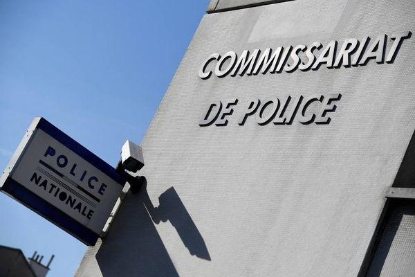 Commissariat de police de la commune des Lilas, en Seine Saint Denis.