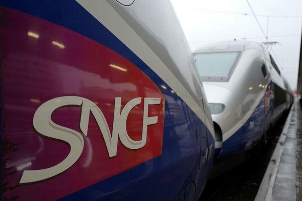 Les trains ne circuleront pas sur la ligne Paris-Orléans-Limoges-Toulouse lors du week-end de Pâques - Photo d'illustration