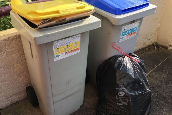 Dans plusieurs villes des Pays de la Loire, seules les ordures ménagères sont désormais collectées.