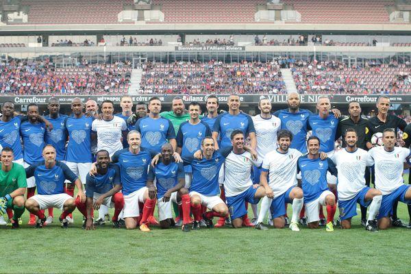 Match des légendes, le 17 juin à Nice, au profit des victimes de l'attentat de Nice