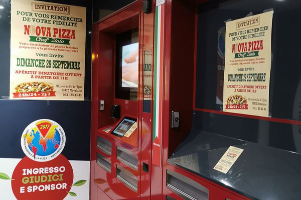 Les pizzas se conservent 3 jours, entre 1 et 3 degrés. Le consommateur peut récupérer la pizza froide, mais peut également la faire chauffer dans le distributeur.