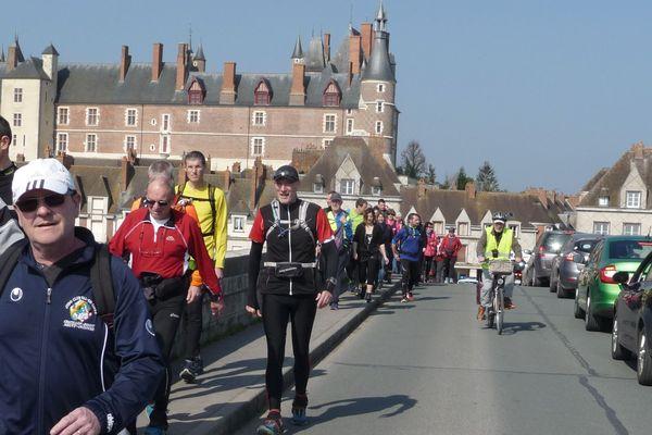 Les 100 km du Loiret au départ de Gien
