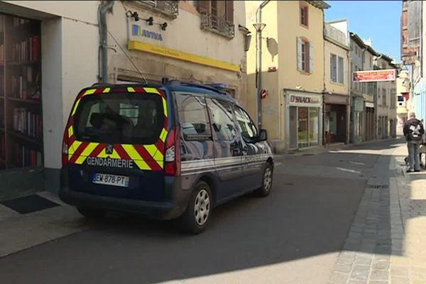L'incendie a touché un appartement de la rue de la Pompe à Tournus (Saône-et-Loire).