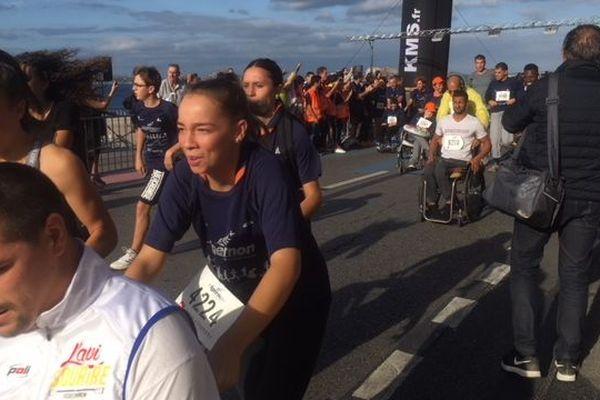 Marseille : la course Algernon réunit handicapés et valides sur la Corniche