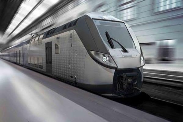 Le futur train Omneo Premium Normandie - Société Bombardier