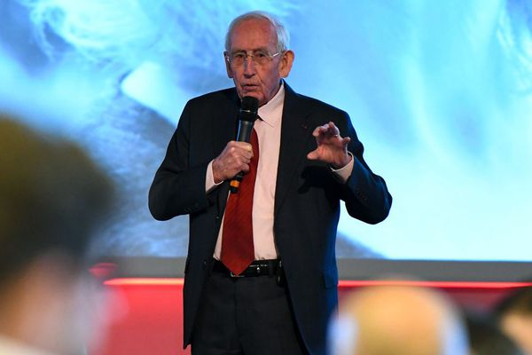 Gérard Mulliez le 8 mars 2019