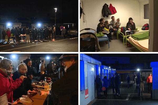 Un hébergement pour les personnes sans domicile fixe est ouvert à Angers