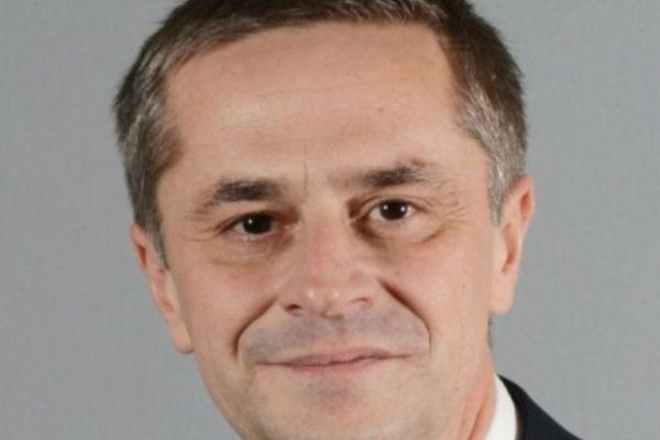 Jean-Manuel Cousin, conseiller régional de Normandie, élu dans le département de la Manche