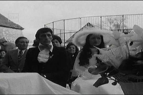 Mariage dans une cage aux lions