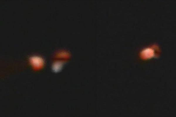 Capture d'image de la vidéo d'un internaute (03/08/2013)