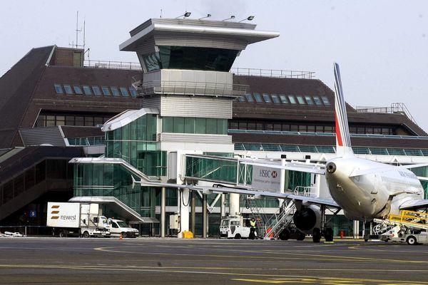 L'aéroport de Strasbourg-Entzheim.