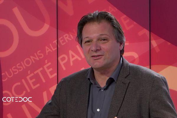 François Aymé, commissaire général du festival de Pessac