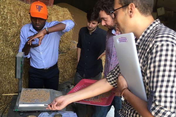 """Geeks et agriculteurs se rencontrent lors du concours """"HackTaFerme"""", organisé par la Foire de Châlons"""
