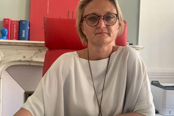 Me Solène Roquain-Bardet est l'avocate de des parents de Chahinez.