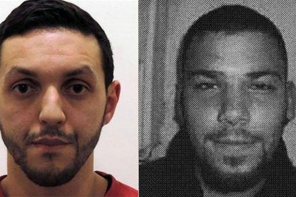 Mohamed Abrini et Osama Krayem.