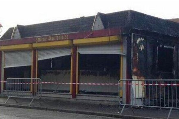 La Friterie bailleuloise avait été incendiée dans la nuit du 17 au 18 juin