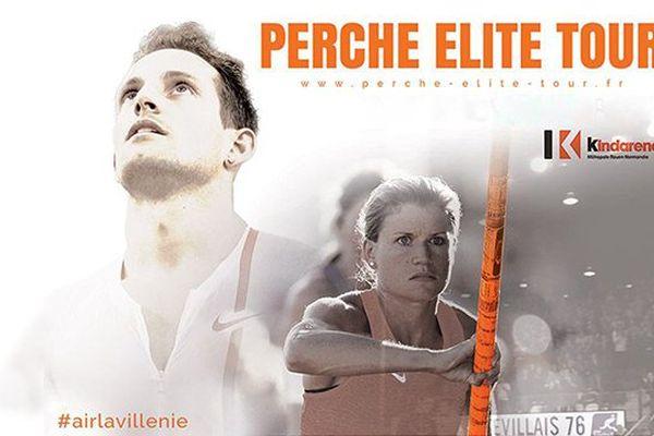 Le Perche Elite Tour, samedi 23 janvier 2016 en direct sur France 3 Auvergne