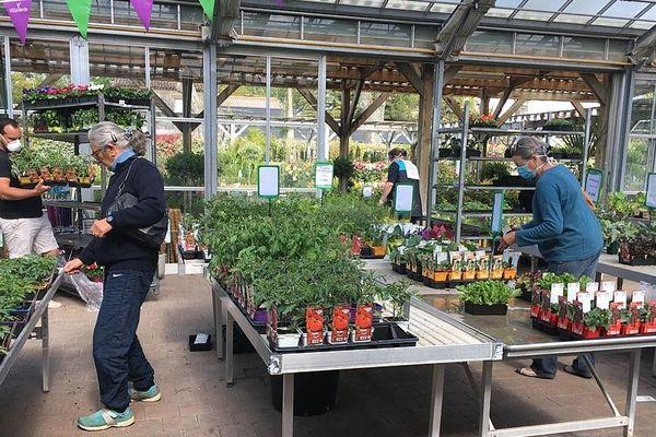 Montpellier Affluence Dans Les Jardineries Ouvertes Aux Confines