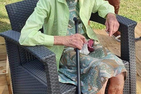 Odette Barlet disparue le 22 novembre 2020