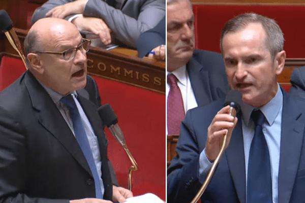 Le ministre Jean-Marie Le Guen est resté mystérieux, dans sa réponse au député Stéphane Demilly.