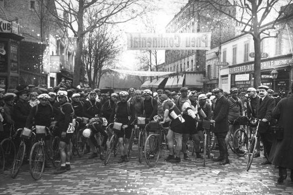 Paris-Roubaix 1914, avant le départ