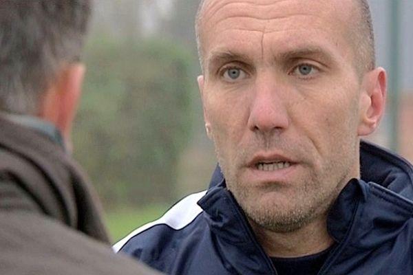 Christophe Revault est le nouvel entraîneur du Havre.