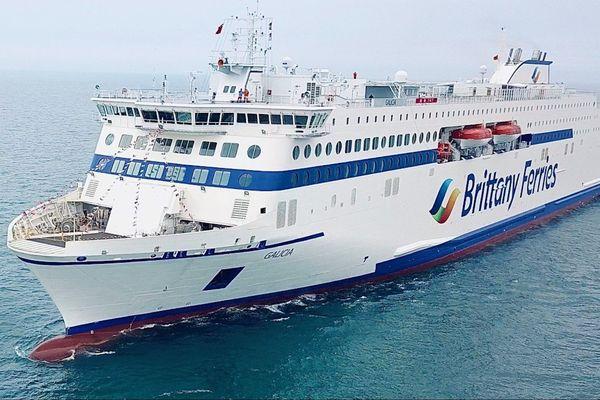 Le Galicia, nouveau fleuron de la flotte Brittany Ferries, accueillera ses premiers passagers fin décembre 2020
