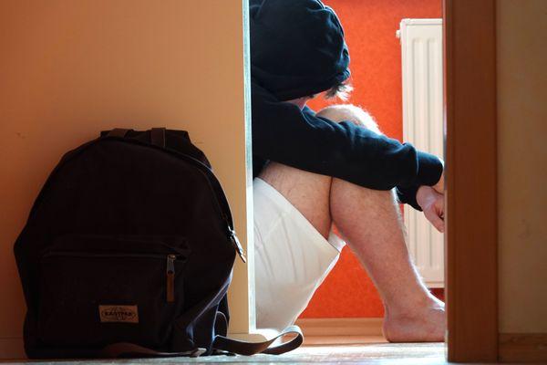 Selon les psychologues, la crise sanitaire fait naître un sentiment de mal-être profond chez les étudiants.