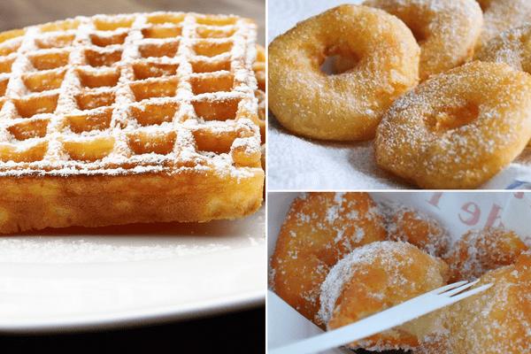 Gaufres, croustillons, beignets... Que choisirez-vous pour fêter Mardi gras ?